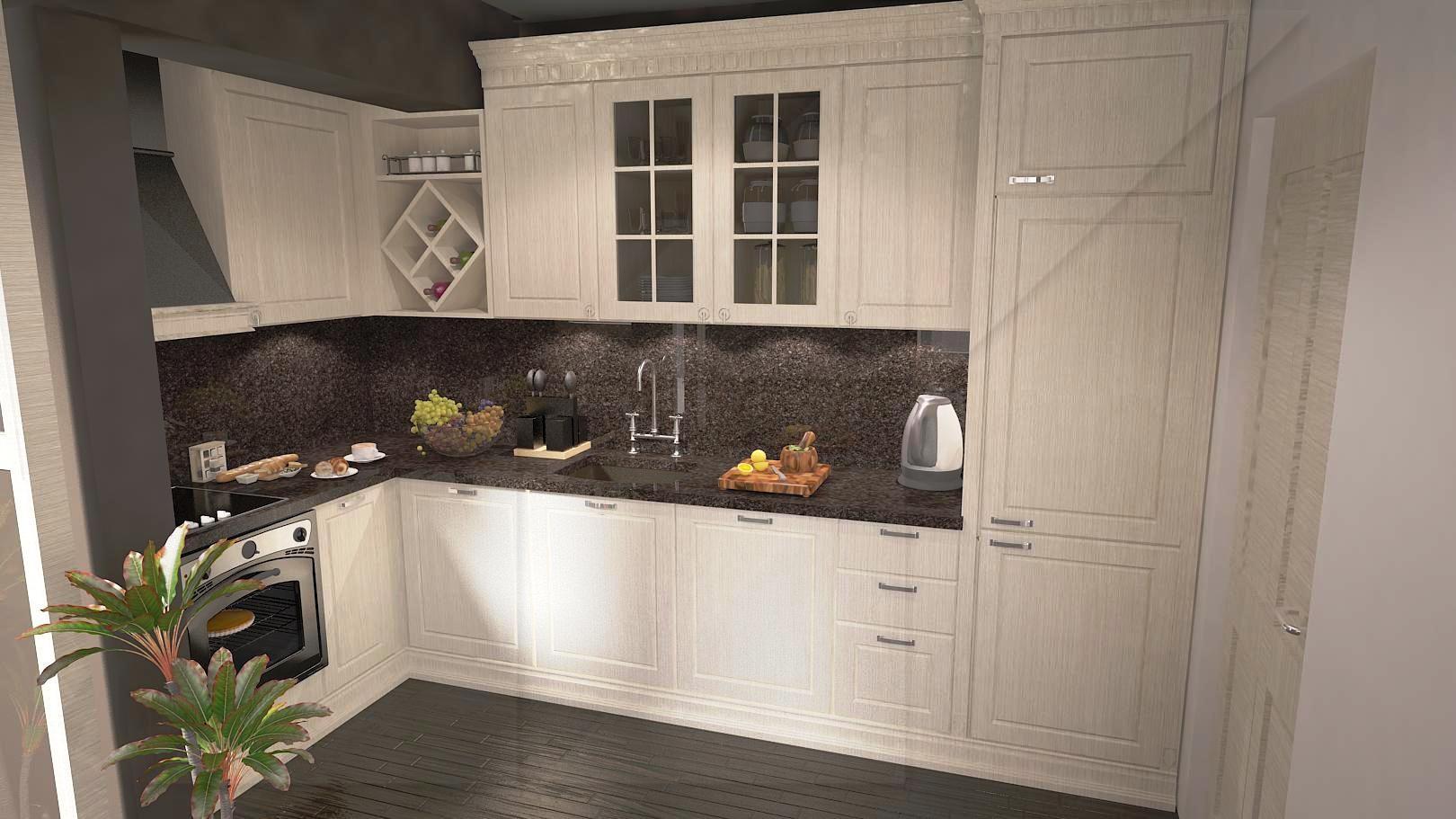Retro kitchens interior design - | Aprime.bg