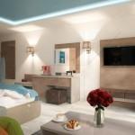 Хотелски интериор 1