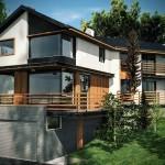 Дизайн на фасада 1