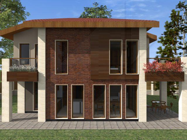 Exterior project in Gorna Banya