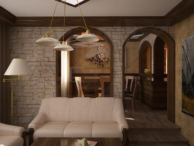 Apartment inteior design.