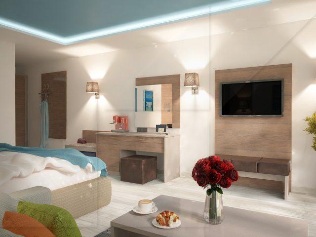 Хотелска стая в Тасос