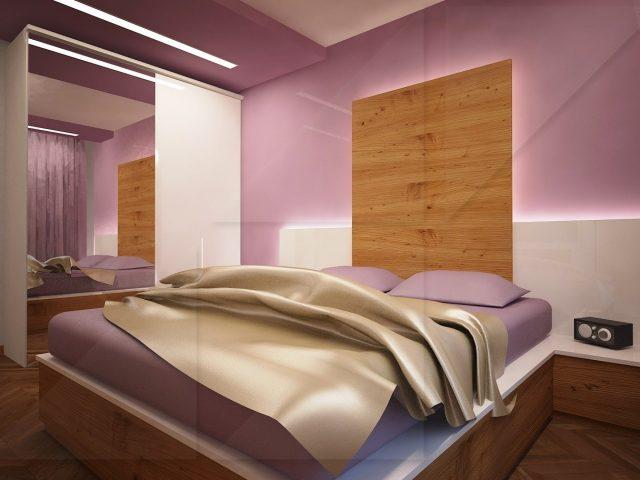 Интериор на спалня. Дизайн на спално помещение