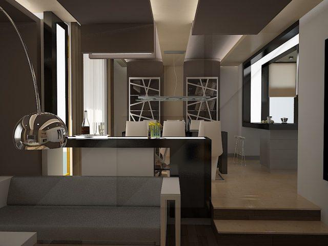 Интериорен дизайн на апартамент – ИД01
