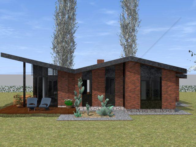 Архитектура на къща Каро