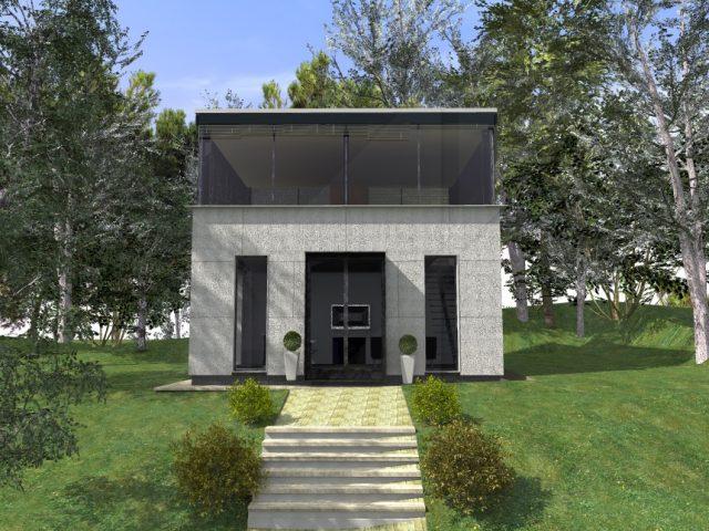 Еднофамилна къща във Вакарел