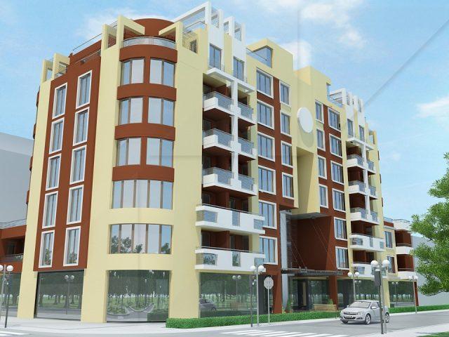 Апартамент хотел Сакар