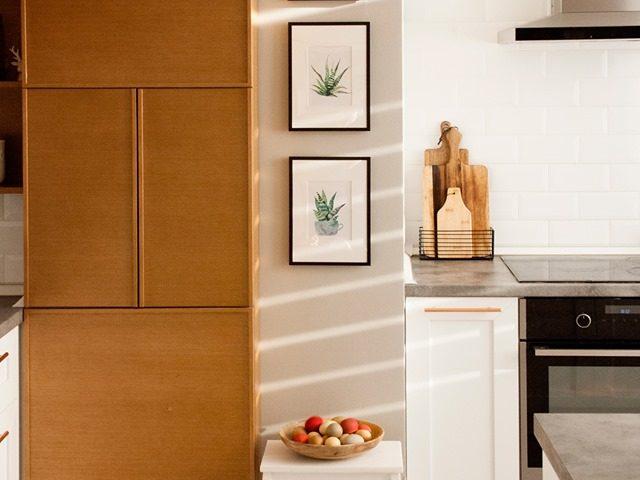 Реализация на интериорен дизайн на кухня във Враца!